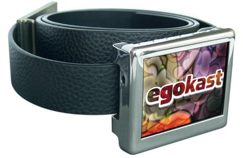 egokast belt buckle