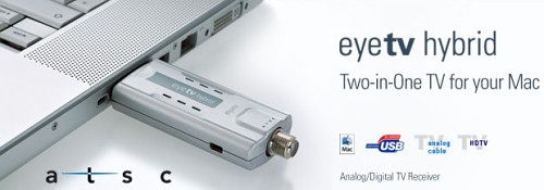 eyetv hybrid tuner