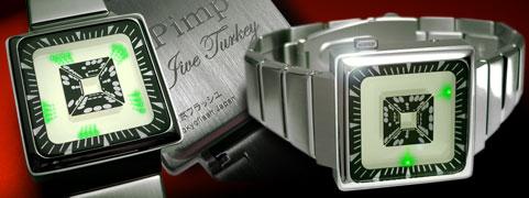 jive turkey tokyo flash watch