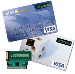 SiPix Smart Cards (Image courtesy SiPix Imaging)