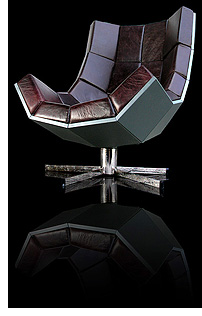 Villain Chair (Image courtesy Suck UK Design)
