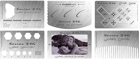 Wallet Essentials (Images courtesy Gadget Storm)