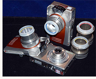X-Loupe Adapter (Image courtesy Taiwan Screen Optronics Co., Ltd.)