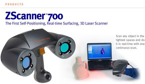 ZScanner 700