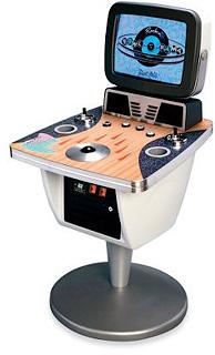 Arcade Bowling Game (Image courtesy Hammacher Schlemmer)