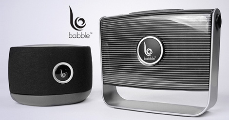 Babble (Image courtesy Sonare Technologies)