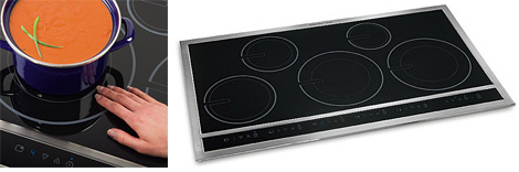Electrolux Infinite Induction Cooktop (Image courtesy Electrolux)