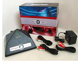 Laservibe Red System (Image courtesy LaserRave)