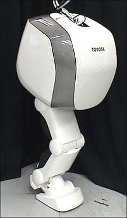 monopede robot
