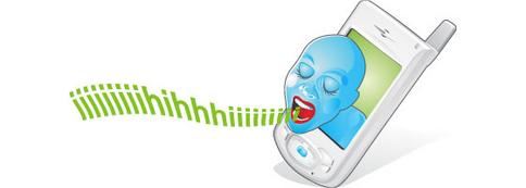 synchronica screaming phone