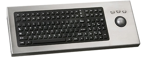 Stealth 2000-DT-TB Keyboard (Image courtesy Stealth Computer Corporation)