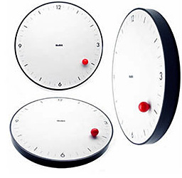 Timesphere Wall Clock (Image courtesy Dagan Design)