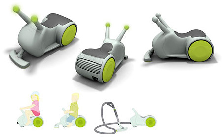 Buster Vacuum Concept (Image courtesy red.house)