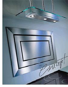 Faber Concept Range Hood (Image courtesy Faber)