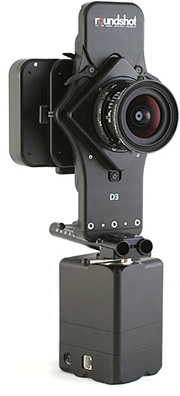 Seitz Roundshot D3 Panoramic Camera (Image courtesy Seitz Phototechnik)