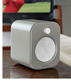TV Hear Wireless Remote Speaker (Image courtesy Brookstone)
