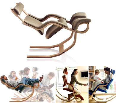 stokke gravity chair