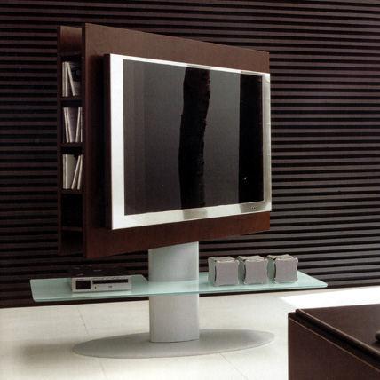 anora home wenge hifi tv stand