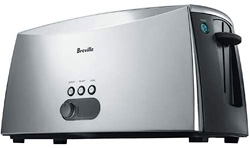 Breville Lift-and-Look Toaster (Image courtesy The Green Head)