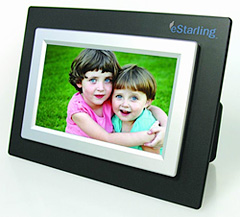 eStarling Digital Photo Frame (Image courtesy PF Digital Inc.)