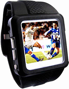 CDS-AD66 - MP4 Video Watch (Image courtesy Tech Digest)