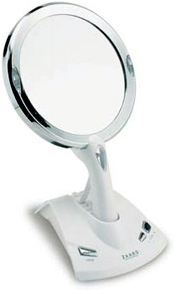 Power Zoom Vanity Mirror (Image courtesy firstSTREET)