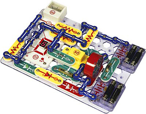 Snap Circuits (Image courtesy Speedydog)