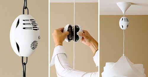 Snapalarm Smoke Detector (Image courtesy OG Invent)