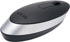 Sony VGP-BMS30 Wireless Bluetooth Mouse (Image courtesy AudioCubes)