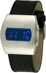 Tilt Sensor LED Watch (Image courtesy ThinkGeek)