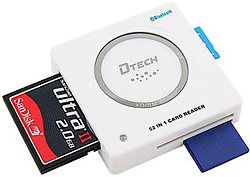 Bluetooth Cardreader (Image courtesy ThinkGeek)
