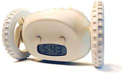 nanda Clocky Alarm (Image courtesy nanda llc.)