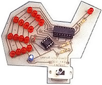 Electronic Turkey (Image courtesy Electronix Express)