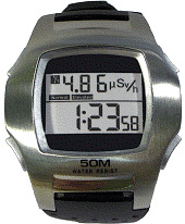 Gamma Watch (Image courtesy GammaWatch.com)
