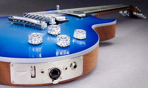 Gibson HD 6X Pro Digital Guitar (Image courtesy Popular Science)