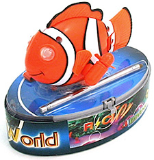 Diving Fish Nemo RTR RC Toy Submarine (Image courtesy Hobbytron)