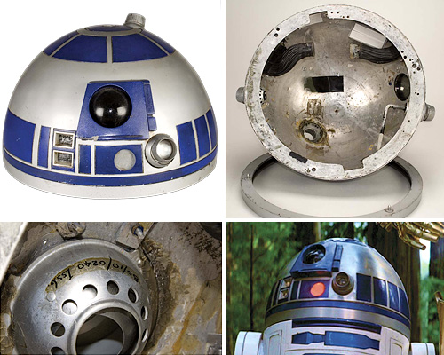 R2D2 Hero Dome (Images courtesy eBay)