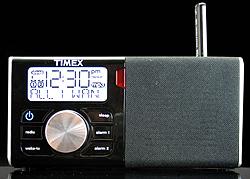 Timex TM800 Alarm Clock (Image courtesy MobileWhack)