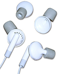 Comply Whoomp Earbud Enhancers (Image courtesy Comply)