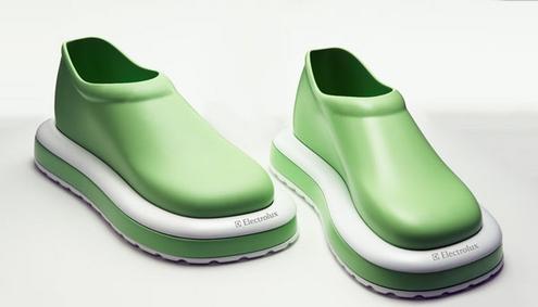 electrolux vacuum shoes