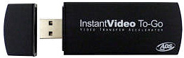 Instant Video To-Go (Image courtesy ADS Tech)