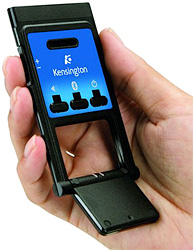 Kensington Vo200 Bluetooth Internet Phone (Image courtesy Popular Science)