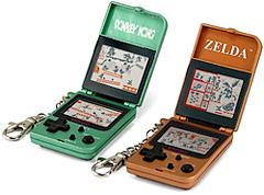 Nintendo Mini Classics (Image courtesy ThinkGeek)