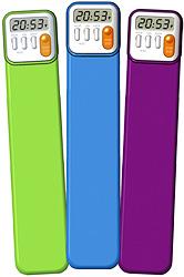Mark-My-Time Digital Bookmarks (Image courtesy Mark-My-Time, LLC)