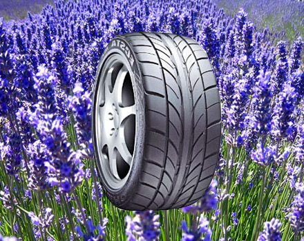 kumho scented tires