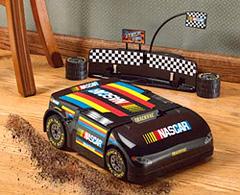 Track Vac Robotic Vacuum (Image courtesy Hollywood Gadgets)