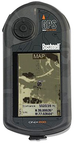 Bushnell ONIX200 (Image courtesy Hammacher Schlemmer)