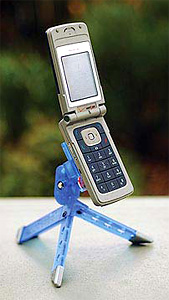 Cellpod Camera Phone Tripod (Image courtesy X-Treme Geek)
