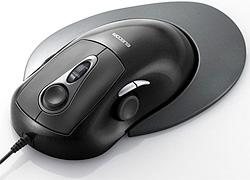 Elecom M-3D1UR 3D Laser Mouse (Image courtesy AudioCubes)