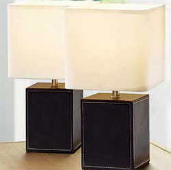 Table Lamp with GSM Room Monitor (Image courtesy Spycatcher)